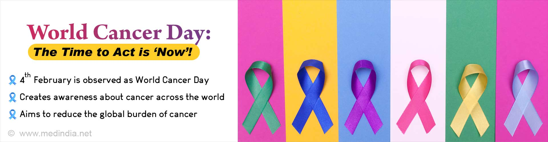 World Cancer Day: Let's Create a Future Without Cancer