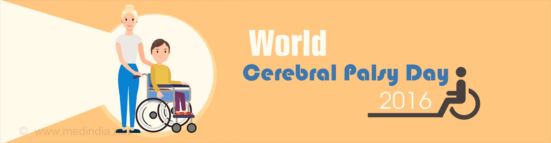 World Cerebral Palsy Day 2016