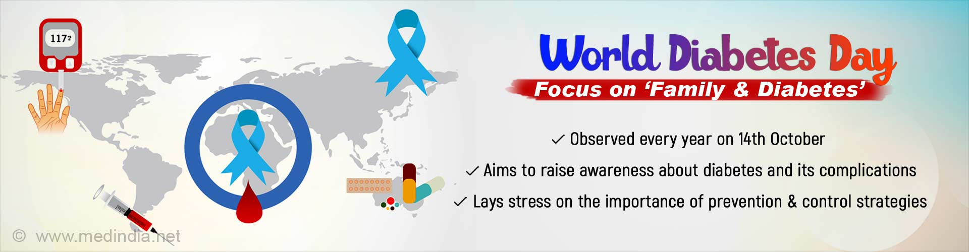 World Diabetes Day: Protect Your Family Against Diabetes!