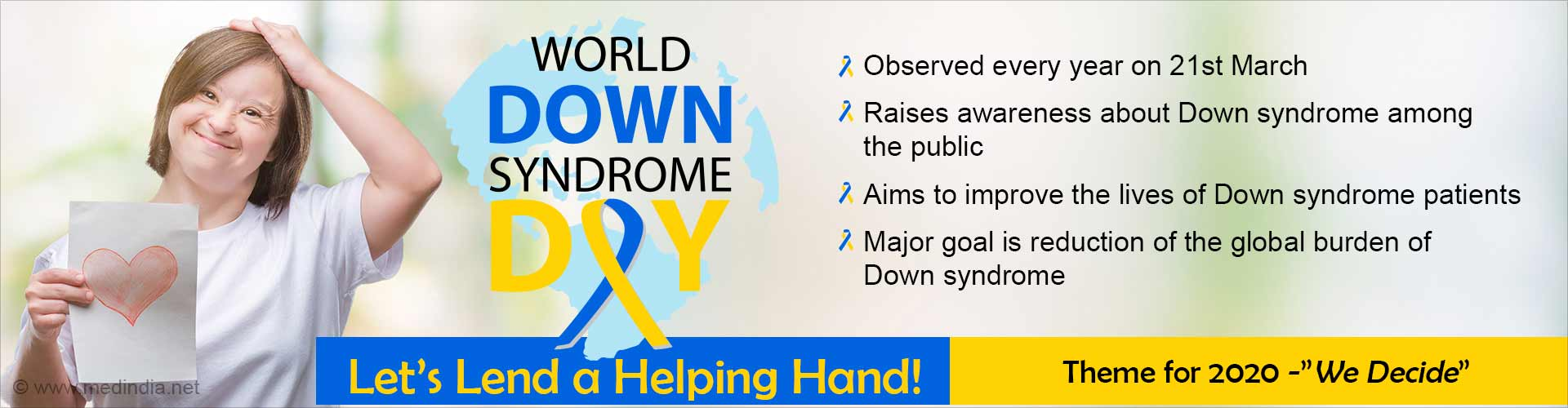 World Down Syndrome Day: Act Collectively – Don't Leave Anyone Behind