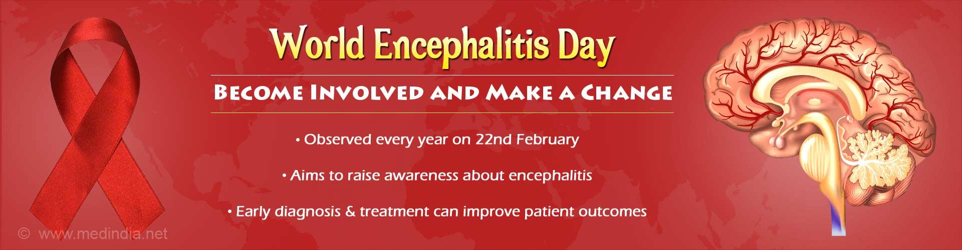 World Encephalitis Day - Providing Support, Hope and Advice
