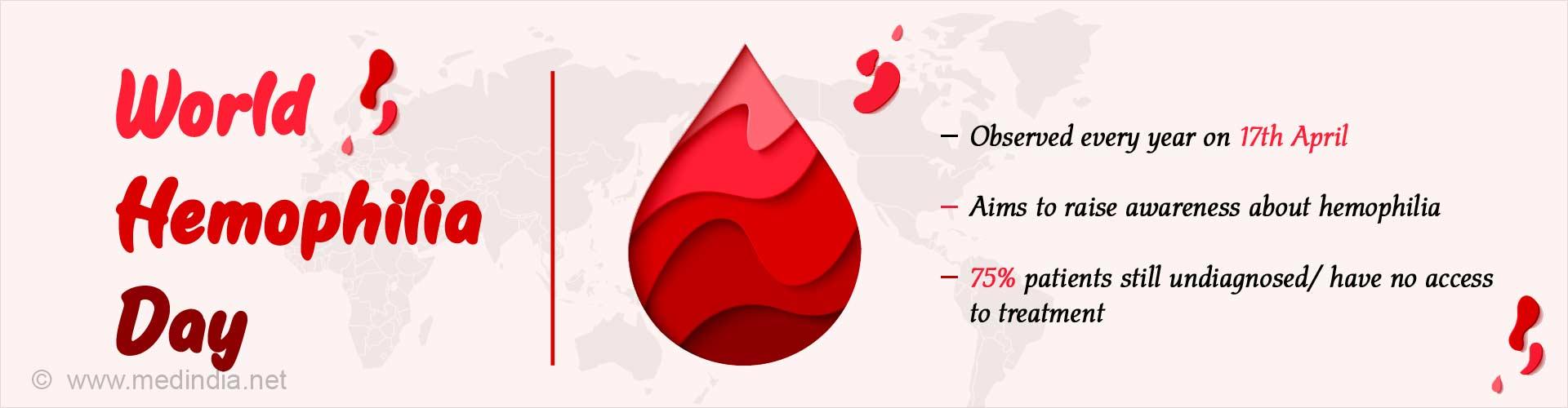World Hemophilia Day – Reaching Out