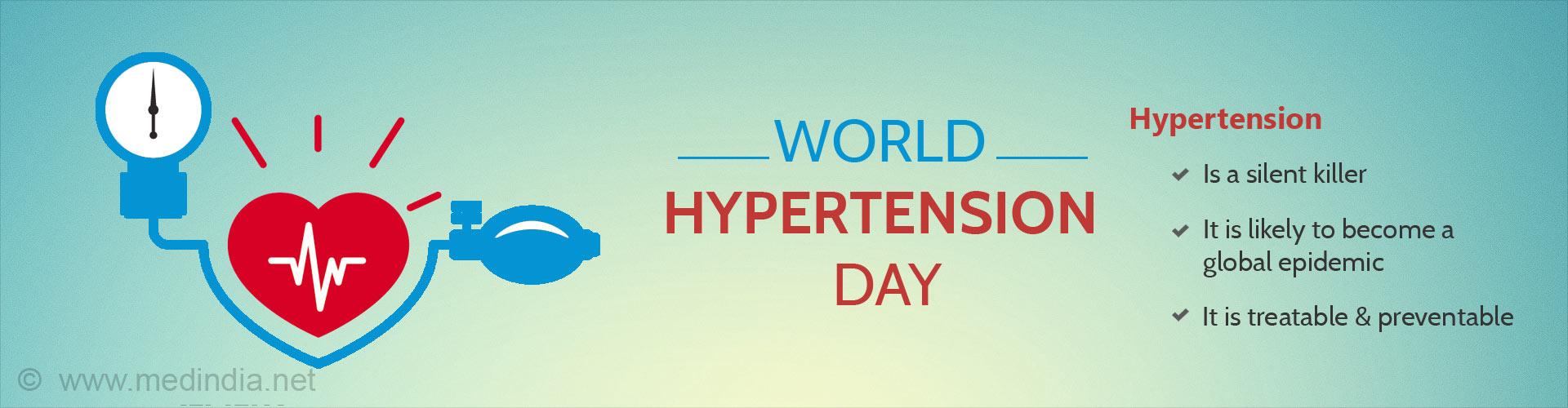 World Hypertension Day 2017: Know Your Numbers