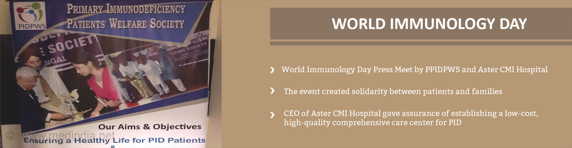 World Immunology Day 2017
