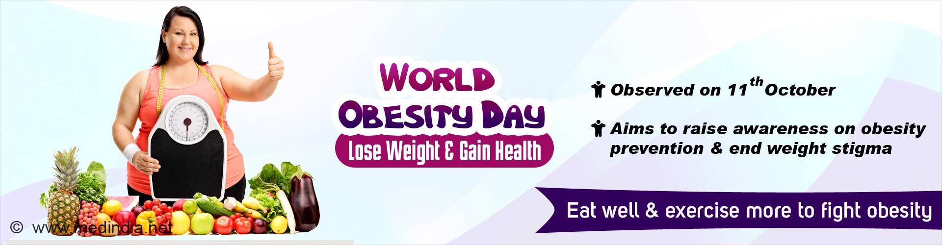 World Obesity Day - Time to Take Action