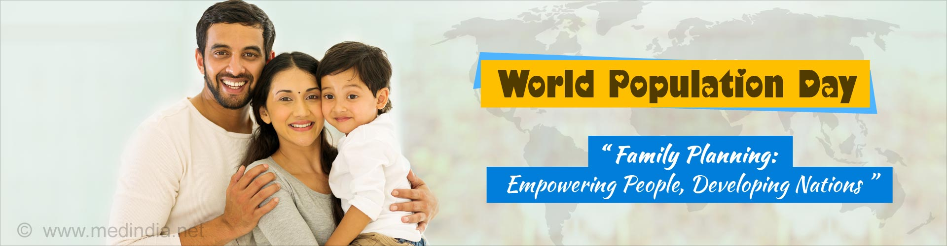 World Population Day 2017-- Family Planning: Empowering People, Developing Nations
