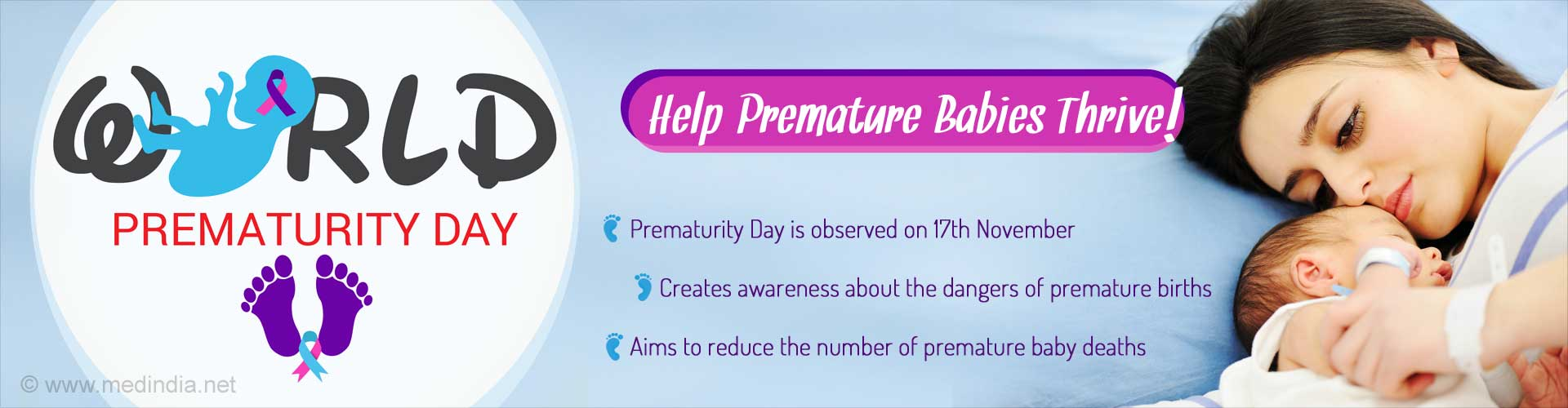 World Prematurity Day: Premature Babies Also Have a Right to Live