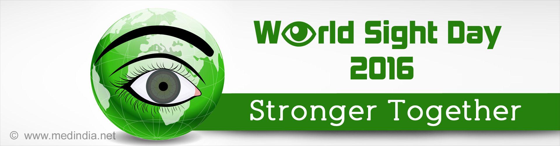 World Sight Day 2016: �Universal Eye Health�