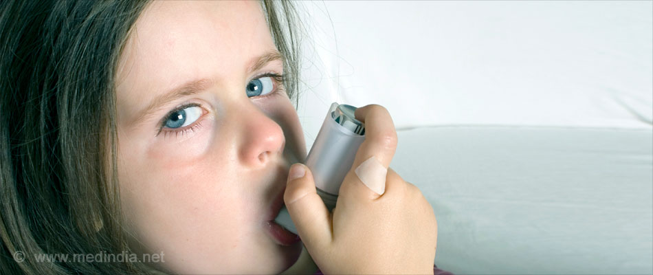Persistent Childhood Asthma can Trigger Lung Disease in Adulthood