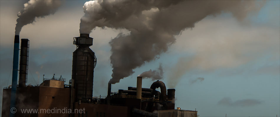 Exposure to Air Pollution May Increase the Risk of Heart Disease
