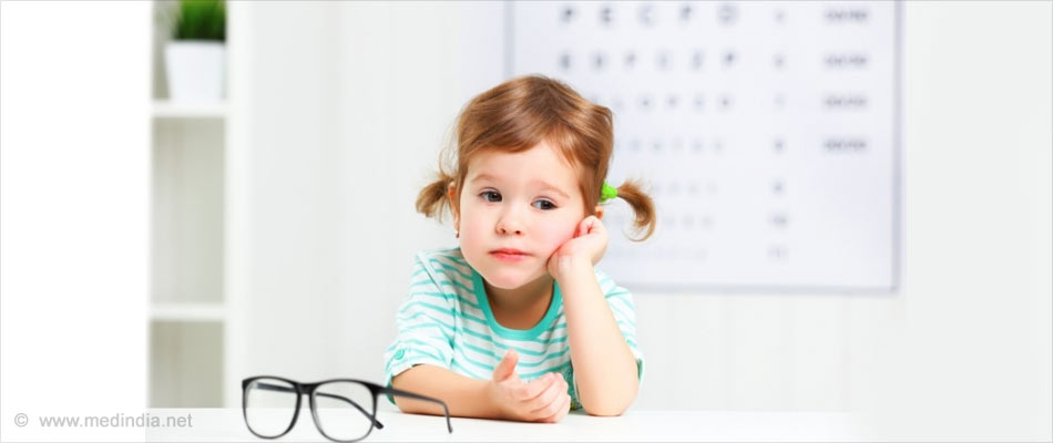 Outdoor Light Exposure may Lower Short-sightedness in Kids