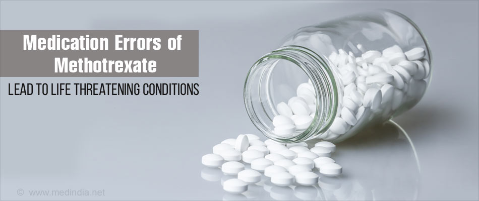 Accidental Overdose of the Drug Methotrexate Linked to Deaths