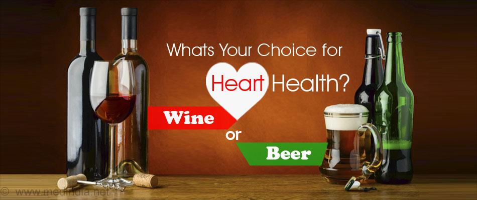 Cardiovascular Disease Risk Based on Alcohol Choices