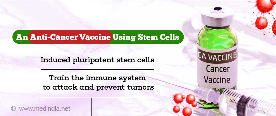 Personalized Cancer Vaccine Created From Stem Cells Could Be A Future Possibility