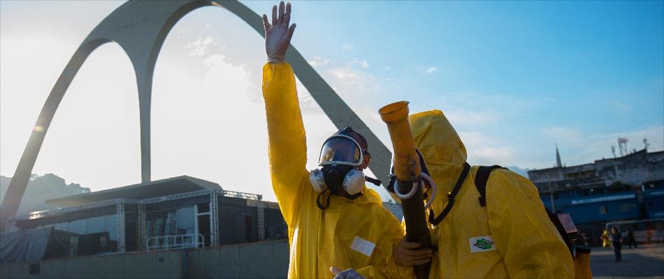 Anti-Zika App to be Unveiled During Olympics in Rio De Janeiro
