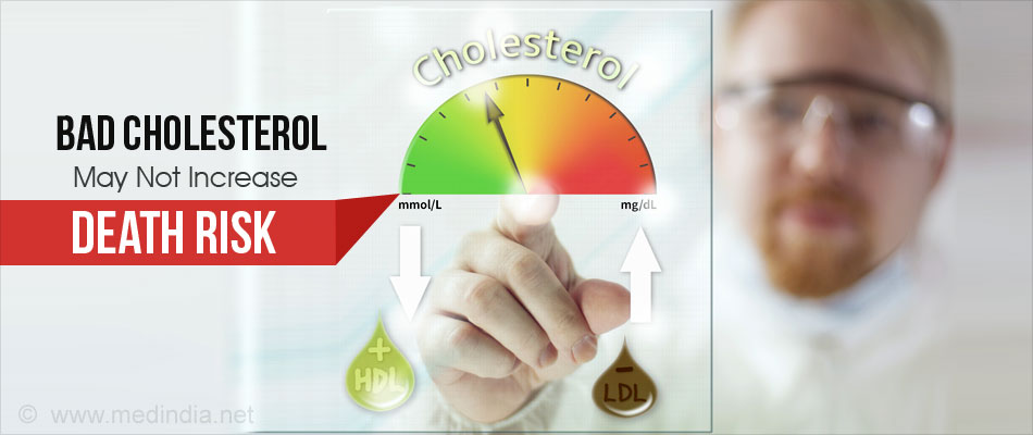 LDL-Cholesterol or Bad Cholesterol May Not be Bad After All, Indicates Study