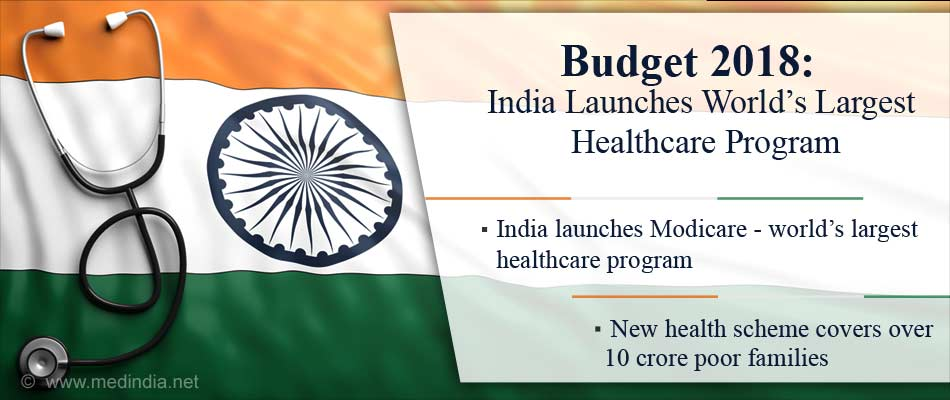 Budget 2018: India Launches
