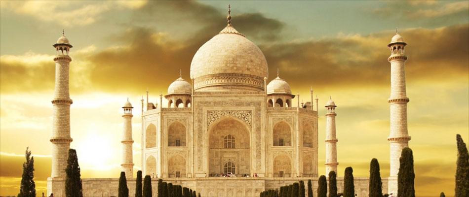 Golden Taj: The Symbol for Awareness For Childhood Cancer