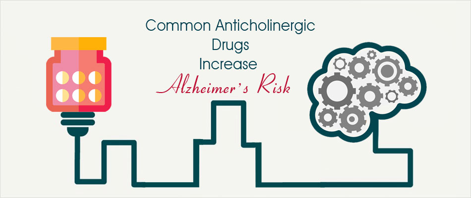Over-the-Counter Anticholinergic Drugs Exacerabate Dementia Risk