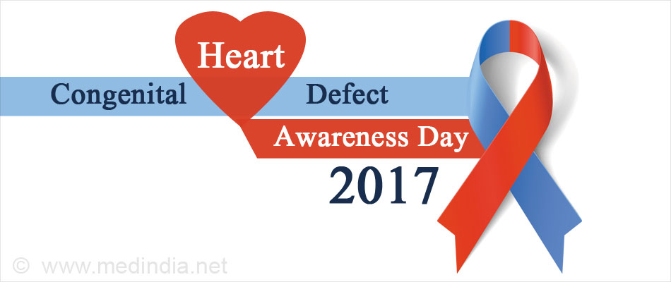 Congenital Heart Defect Awareness Day 2017