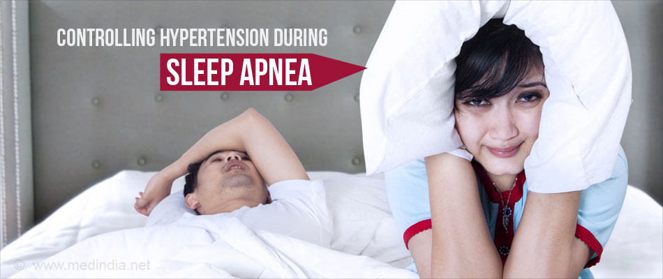 Drug to Control Hypertension During Sleep Apnea Identified