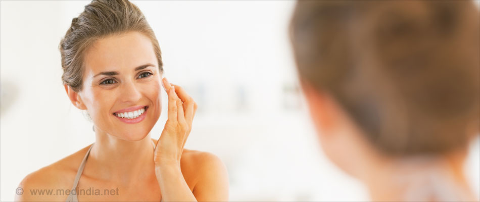 Cosmetic Products Makes Women Feel Confident