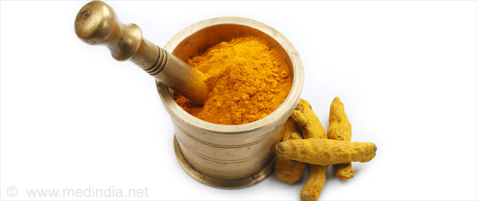 Curcumin in Turmeric Shows Potential to Fight Against Multidrug-Resistant Tuberculosis