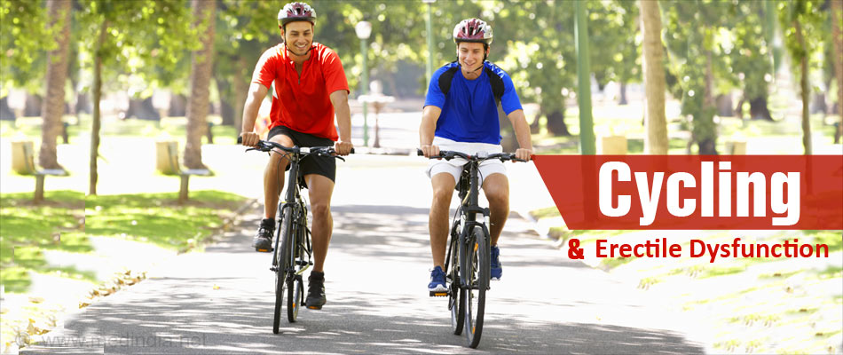 What Impact Does Cycling Have on Erectile Dysfunction?