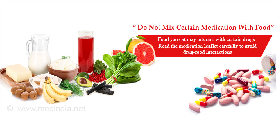 Medicines That can Mix With Your Food