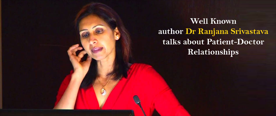 Interview With Award Winning Author Dr Ranjana Srivastava