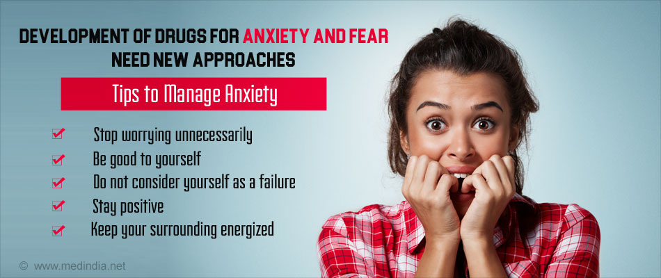 Novel Approaches Required for the Development of Drugs for Anxiety and Fear