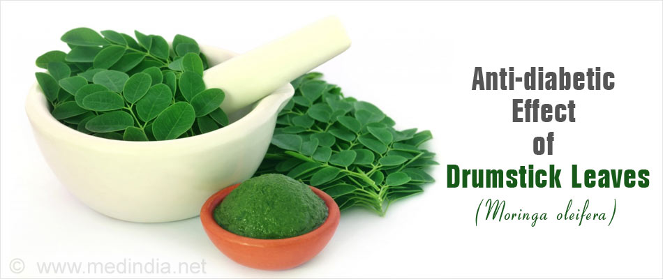 Drumstick Leaves A Natural Way To Manage Diabetes
