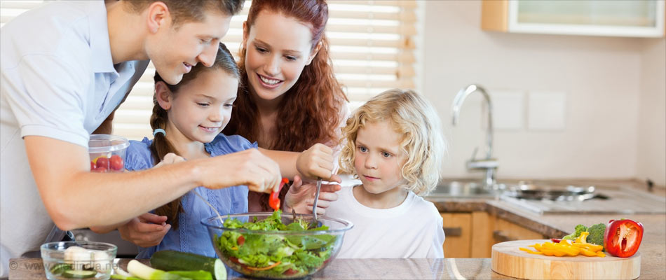 USDA's Supplemental Nutrition Program Improves Diet Quality in Kids