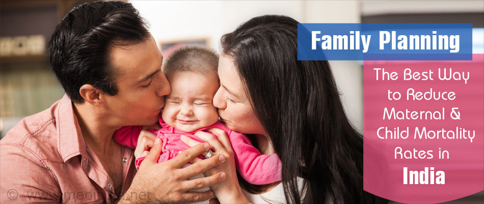 Family Planning: The New Strategy to Reduce Maternal & Child Mortalities in India