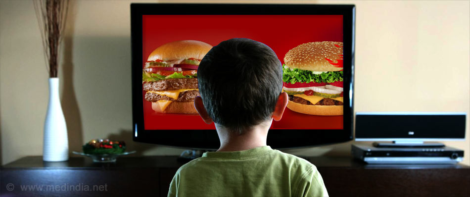 Brain Studies Reveal Child�s Food Choice Influenced by Food Advertisements