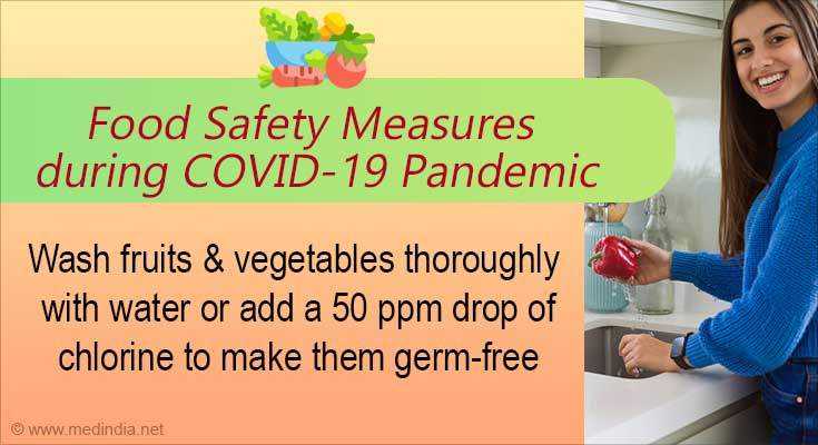 COVID-19: FSSAI Issues Guidelines to Wash Fruits and Vegetables