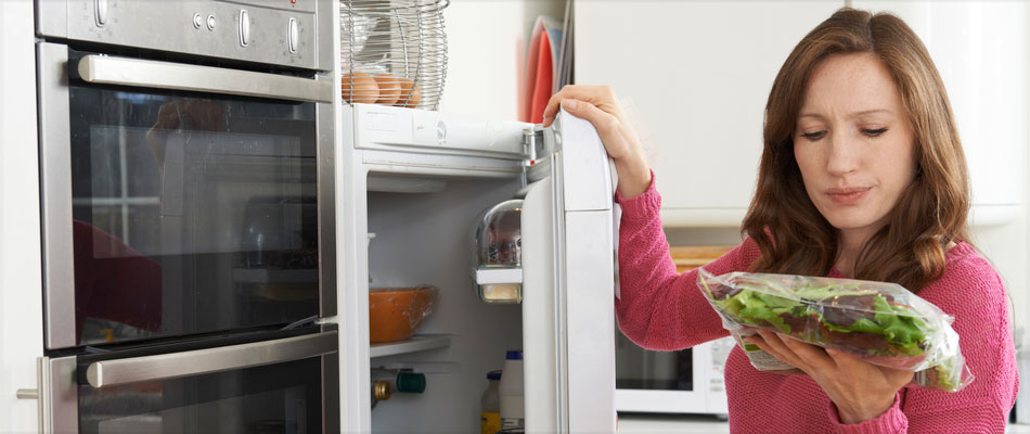 Checking the Fridge Prior to Shopping can Curb Food Waste
