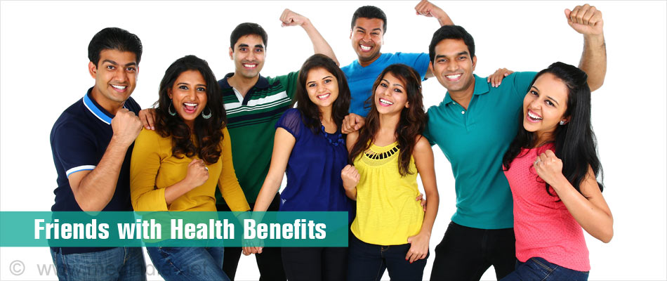 How Friends Play a Vital Role in Boosting Your Health