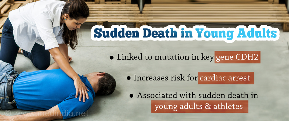 sudden unexpected death in young adults