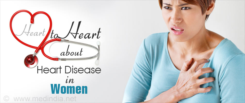 Heart-to-Heart about Heart Disease in Women