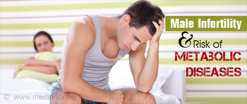 Infertility in Males and Increased Risk for Diabetes and Osteoporosis: Are They Associated?