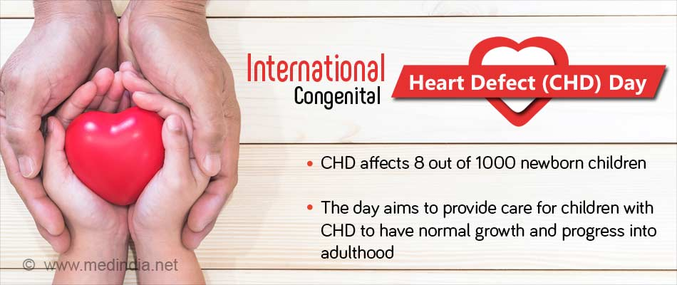 International Congenital Heart Defect Day