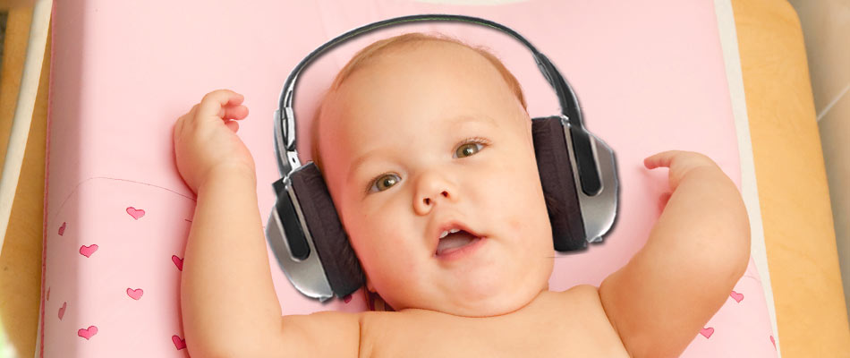 Listening to Music Can Boost Babies' Learning Skills