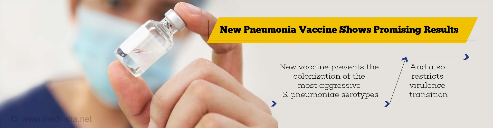 New Vaccine Offers Universal Prevention from Pneumonia