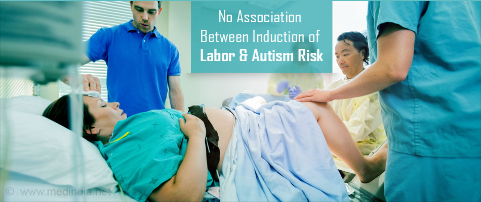 Induced Labor Does Not Increase Autism Risk
