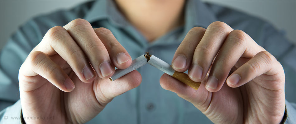 Smoking Alters Bacterial Balance in Human Mouth