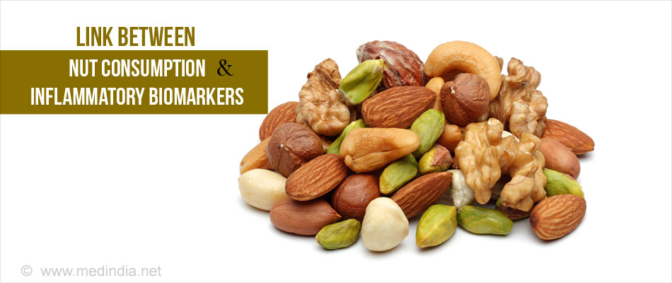 Eat a Handful of Nuts a Day to Benefit Overall Health