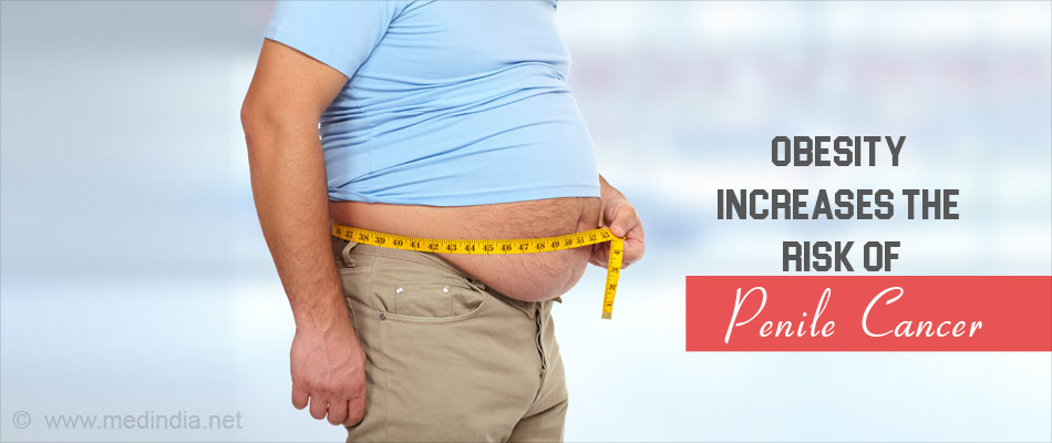 Obesity Increases Risk of Invasive Penile Cancer