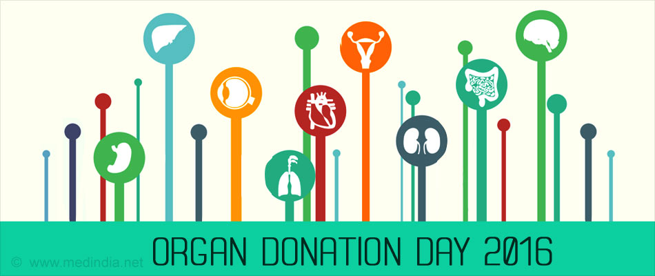 Organ Donation Day 2016 - Donate Organs & Extend Our Own Life