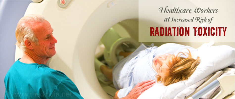 Increased Exposure to Radiation Ups the Risk of Health Problems for Medical Staff